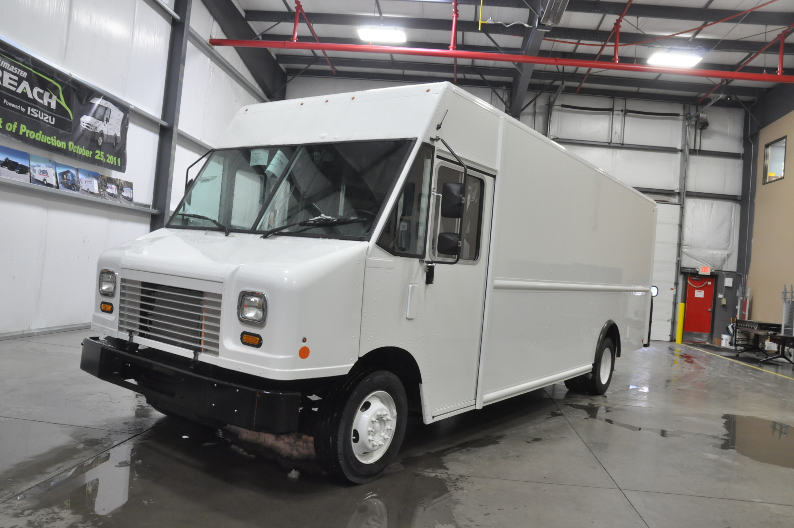 Ford Extended Warranty Cost >> Ford F59 Utilimaster 20' P-1200 for Sale | FedEx & Parcel ...